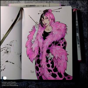 Sketchbook - Riena