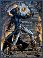 Evil Richter Belmont by Candra