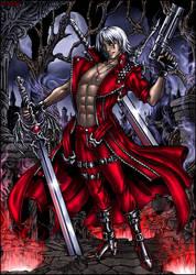 Dante by Candra