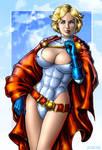 Power Girl I