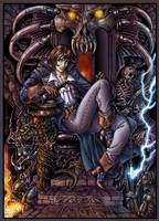 Richter Lord of Castlevania by Candra