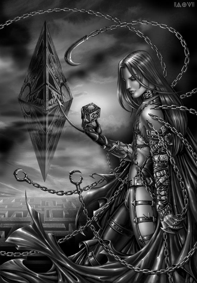 Hellraiser by RighteousX on DeviantArt  Hellraiser Deviantart