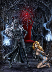 Ire of Lolth by Candra