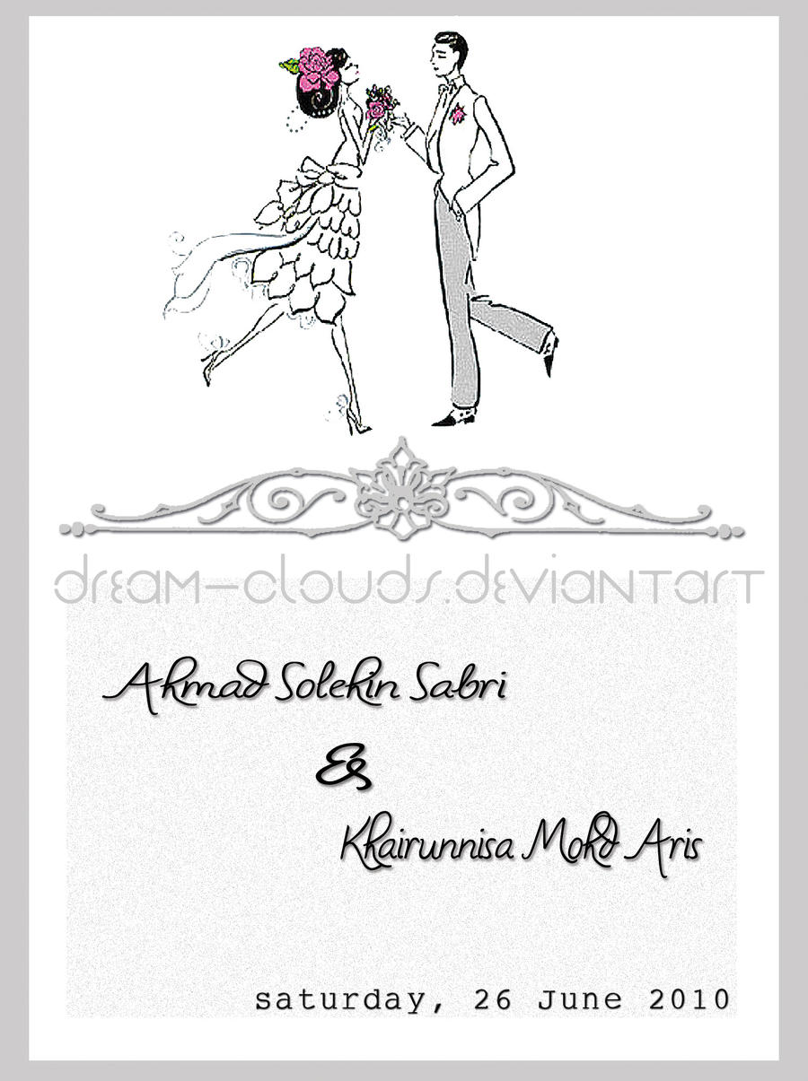 wedding card 13 by dream-clouds on deviantART