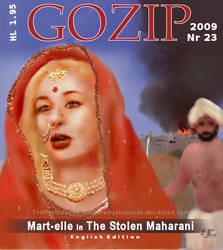 Gozip The Stolen Maharani