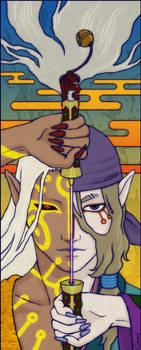 Mononoke: Duality by kayshasiemens