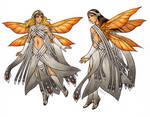 fairy costume designs by kayshasiemens