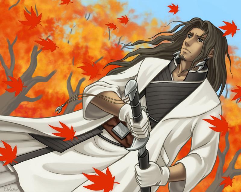 Samurai 7 Anime Characters : Kanbei by kayshasiemens on deviantart