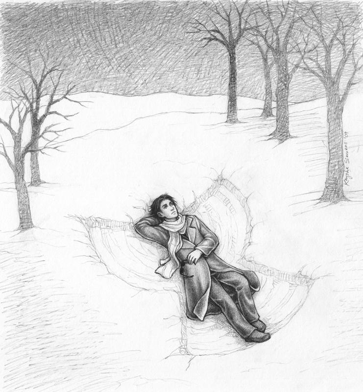 Crowley: White Wings by Eldanis
