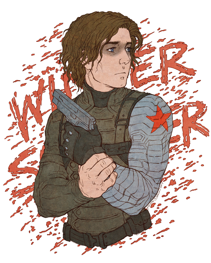 Winter Soldier by Eldanis