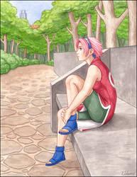 Sakura by kayshasiemens