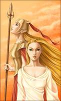 Laurana - finished by kayshasiemens