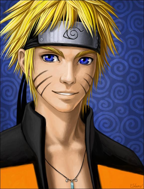 Naruto by Eldanis