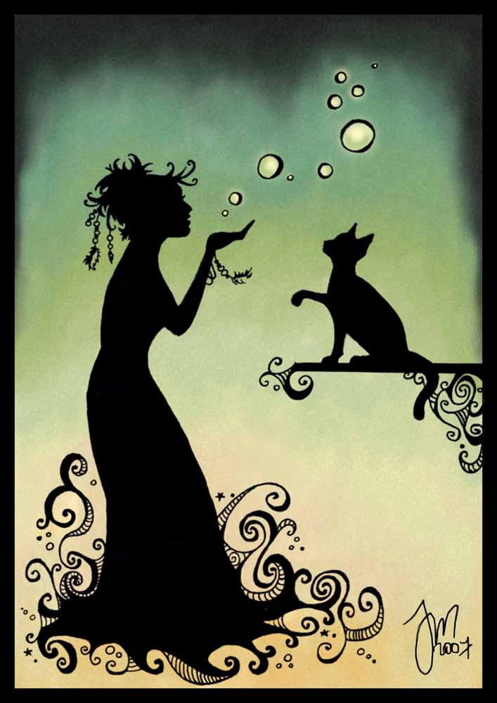 Witch of the Bubbles