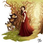 Queen of the Elves