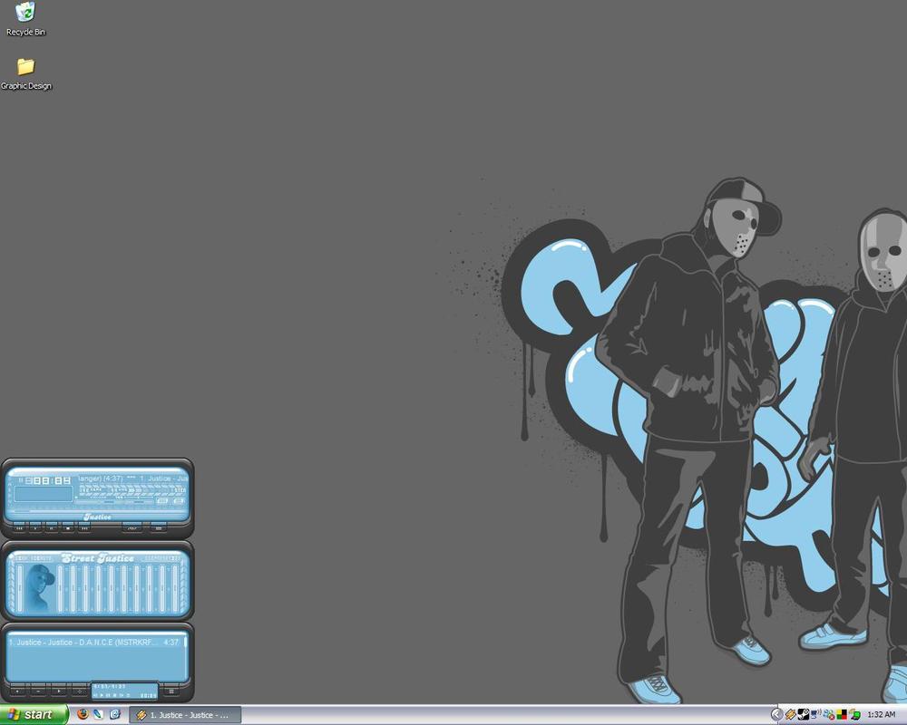 Desktop July 07 by iTSUconcepts