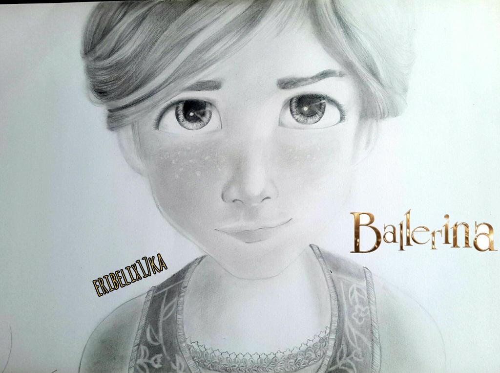 Ballerina/ Felicia by eribelix17ka