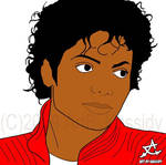 Young Michael Jackson by Kassidy201