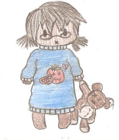 Meee :3 by psycho-gummybearz