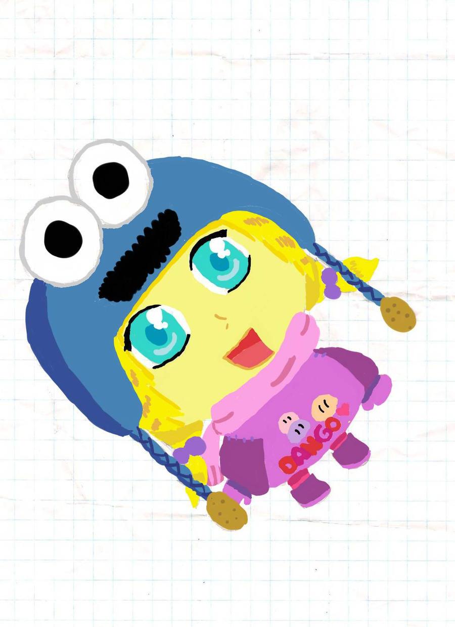 Cutie Patootie by psycho-gummybearz