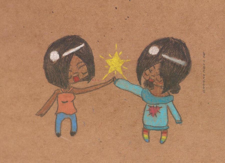 Chibi time C: by psycho-gummybearz