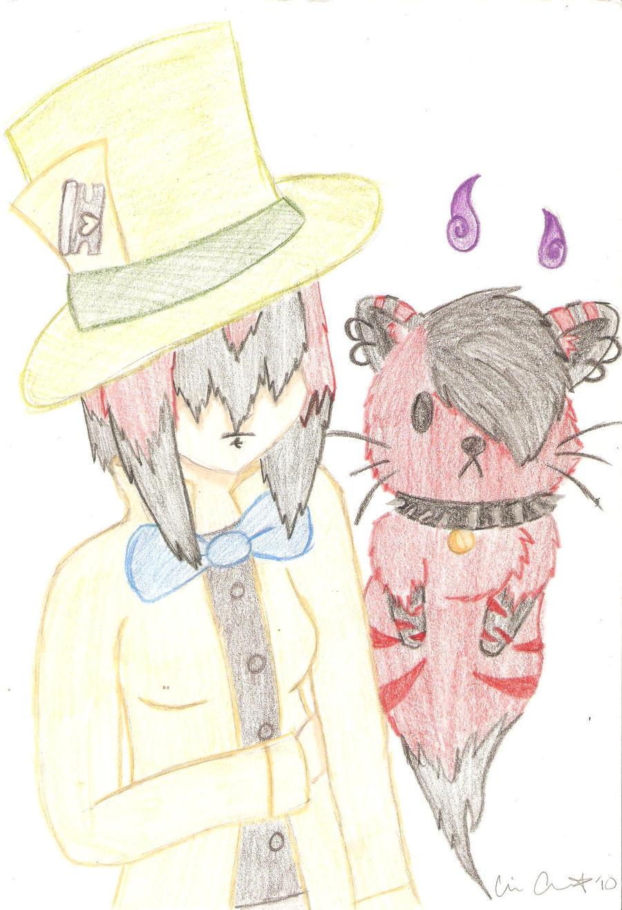 Mallory and Morana :3 by psycho-gummybearz