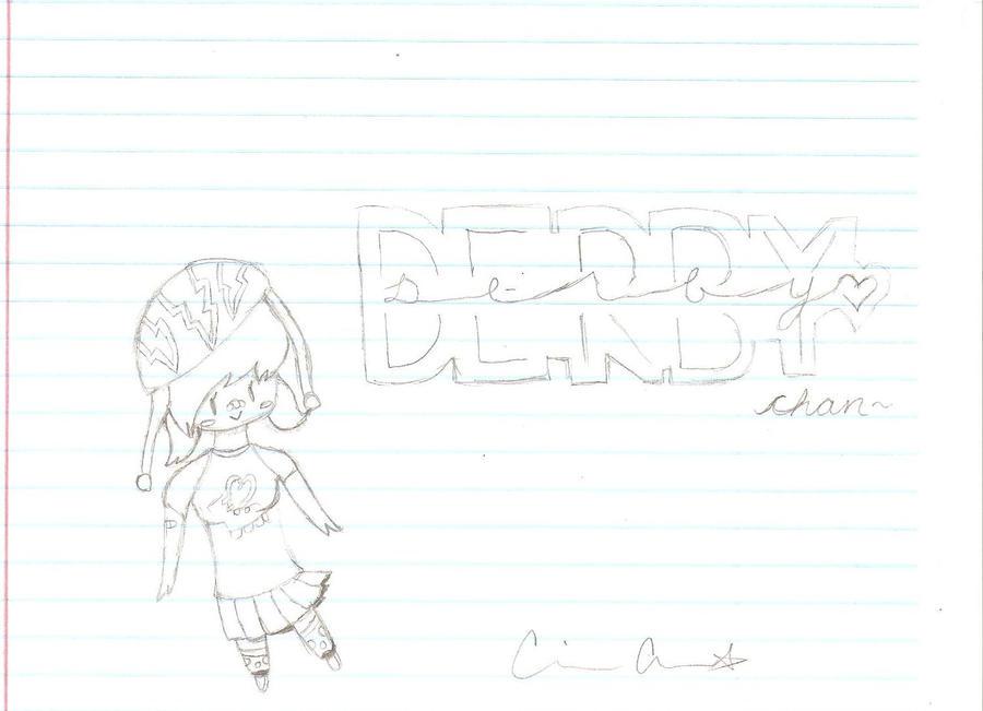 Derby OC by psycho-gummybearz