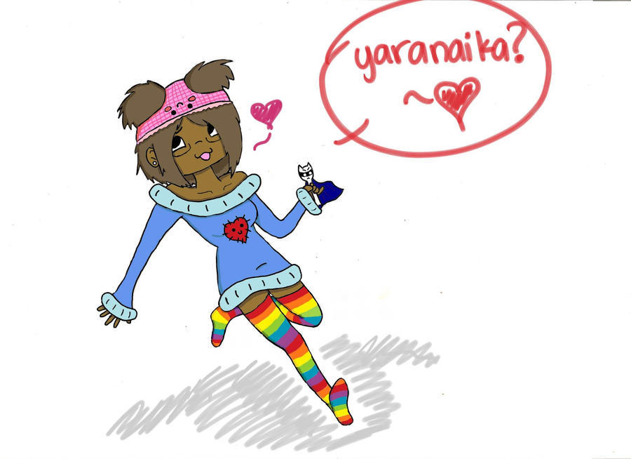 Yaranaika ID by psycho-gummybearz
