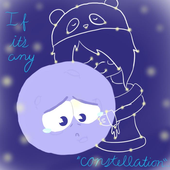 Galaxy Looooooove by psycho-gummybearz