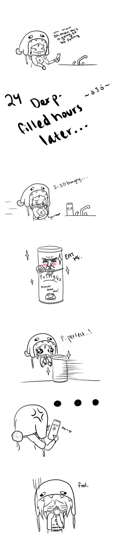 The Prank by psycho-gummybearz