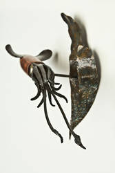 Squid by cpsculpture