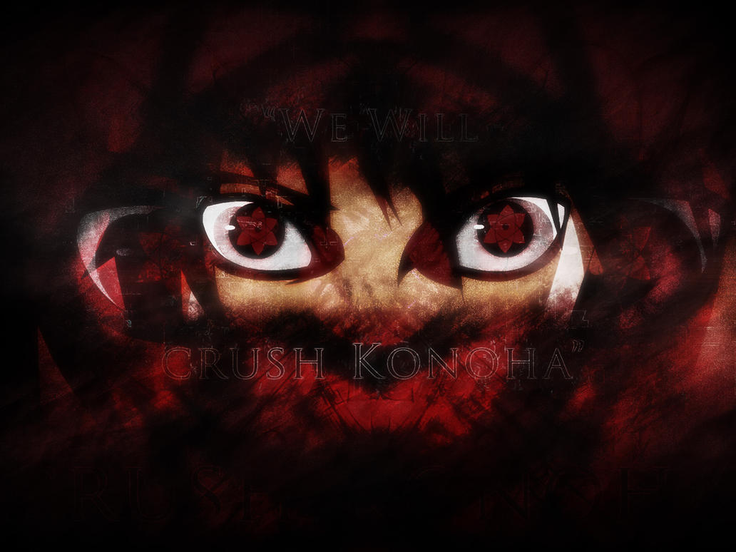 Sasukes Mangekyou Sharingan By Azurewrath87