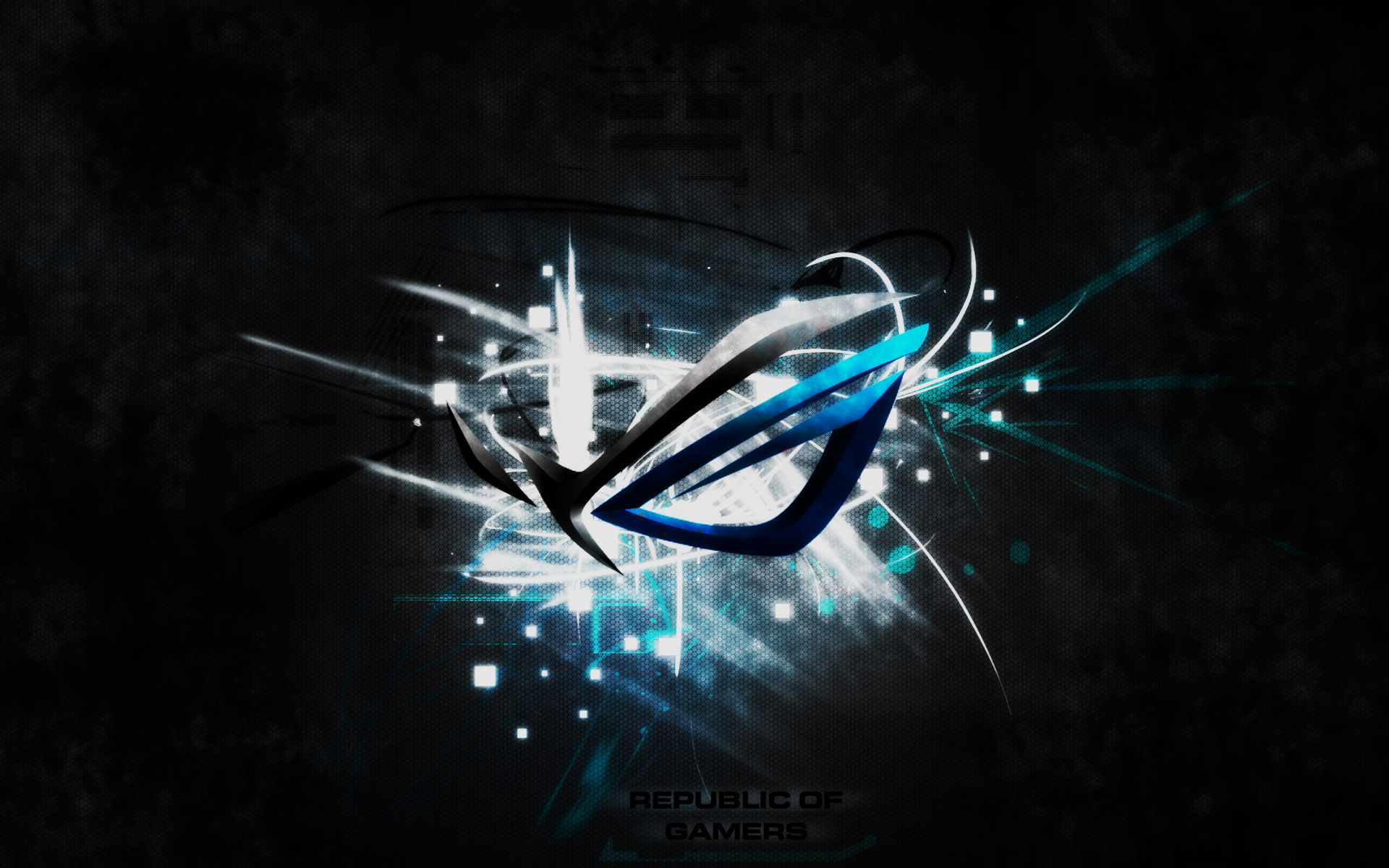 Pics photos rog blue background republic of gamers asus gamer asus - Rog Wallpaper Contest Jan 2012 Win A Copy Of Battlefield 3 Archive Asus Republic Of Gamers Rog The Choice Of Champions Overclocking Pc Gaming