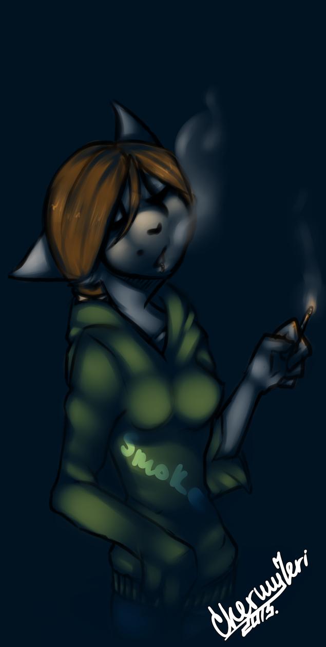 Smoke by TransVersus22
