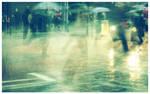 Ghost City by mywonderart
