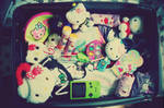 Packing For Kittyland