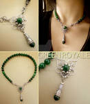Green Royale Necklace