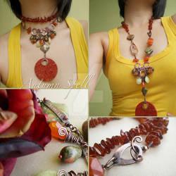 Autumn Spell Necklace