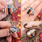 Girlie Ring