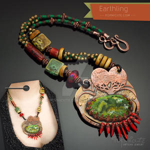 Earthling Necklace