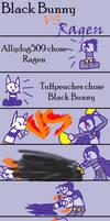 Master OCT: Black Bunny vs Ragen (side tournament)