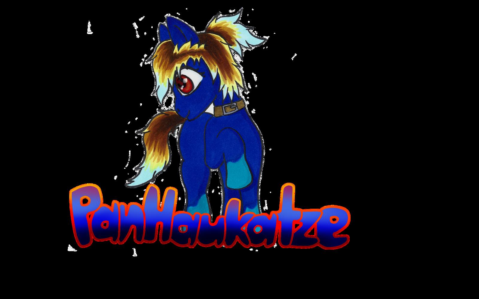 Pan T-shirt Vorder seite by PanHaukatze