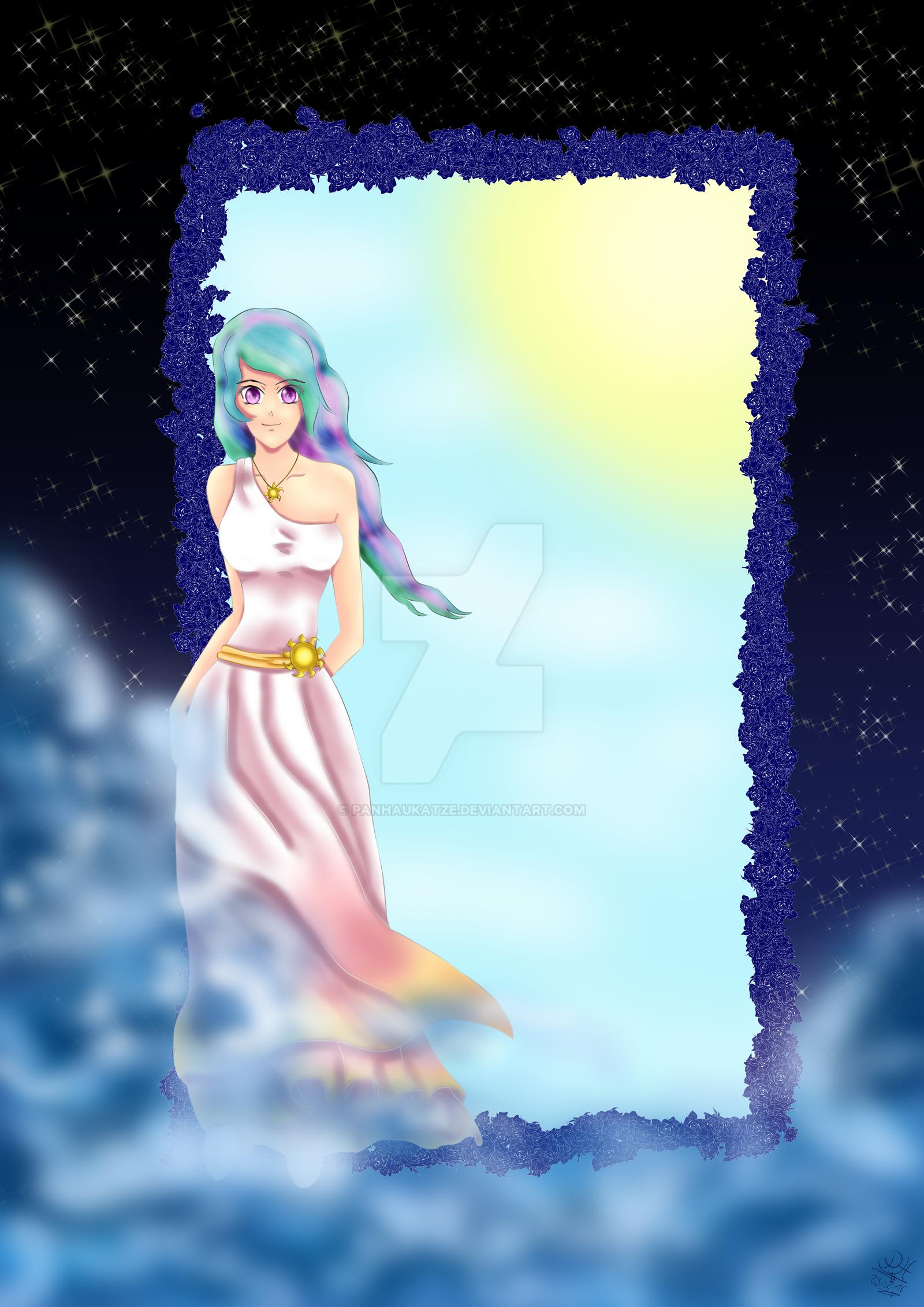 Himmlische Celestia by PanHaukatze