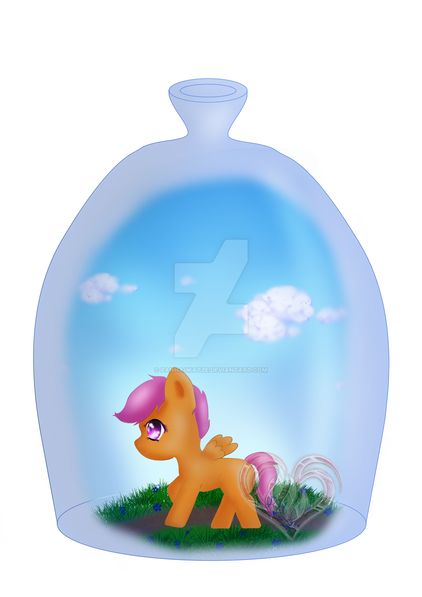 ScooterButtle by PanHaukatze