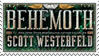 Behemoth Stamp by greendragon22
