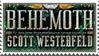 Behemoth Stamp by greendragon22