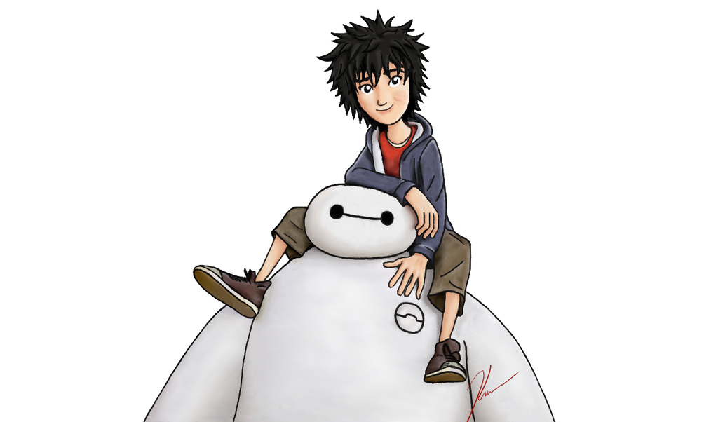 Big Hero 6 by keenns