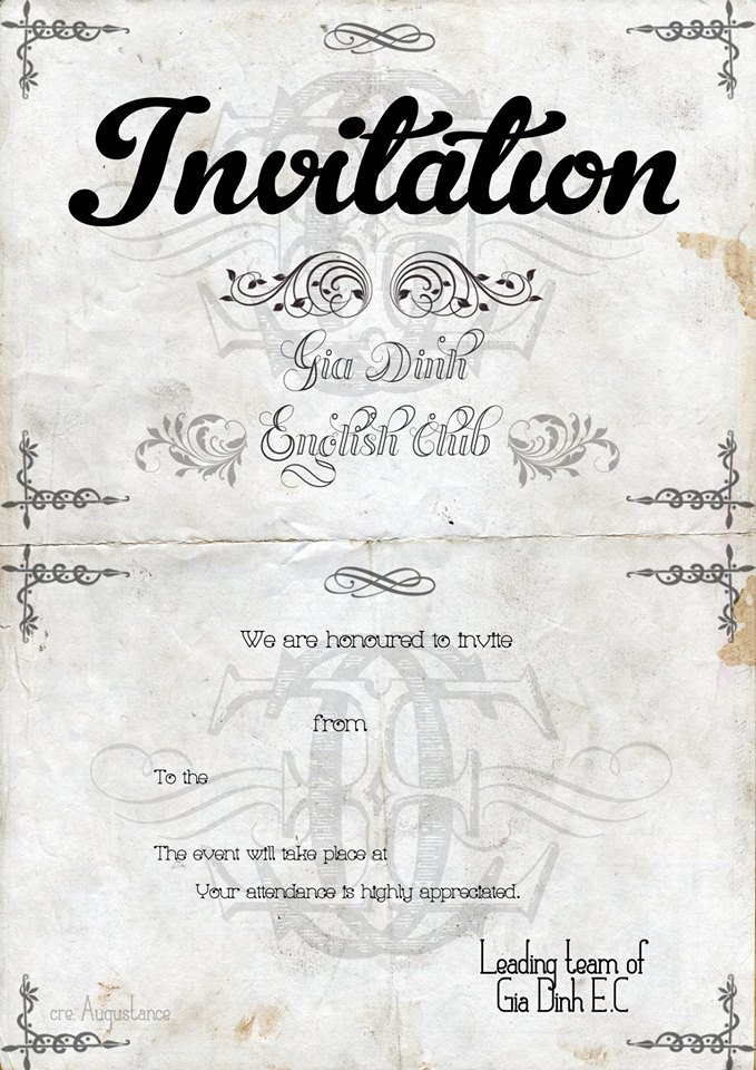A formal english clubs invitation by augustancedepun on deviantart a formal english clubs invitation by augustancedepun stopboris Images