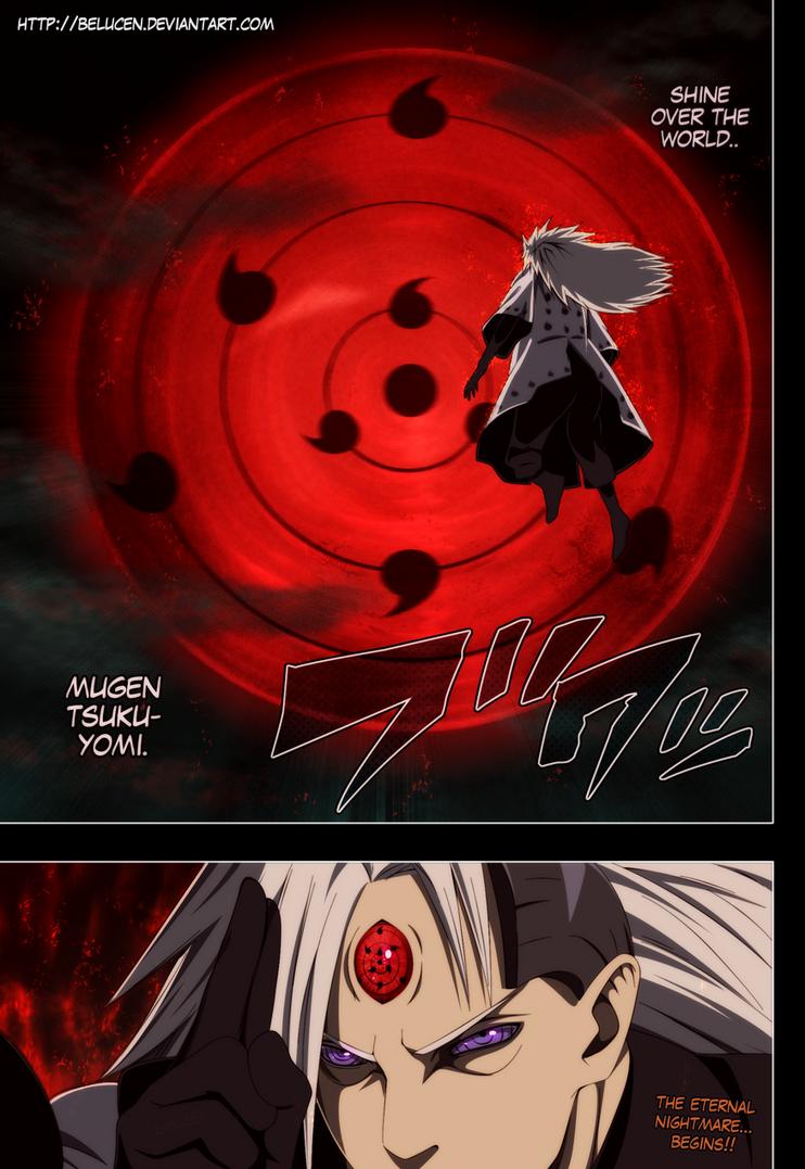 Naruto 676 mugen tsukuyomi begins by belucen-d7ibr by Darth-Drago