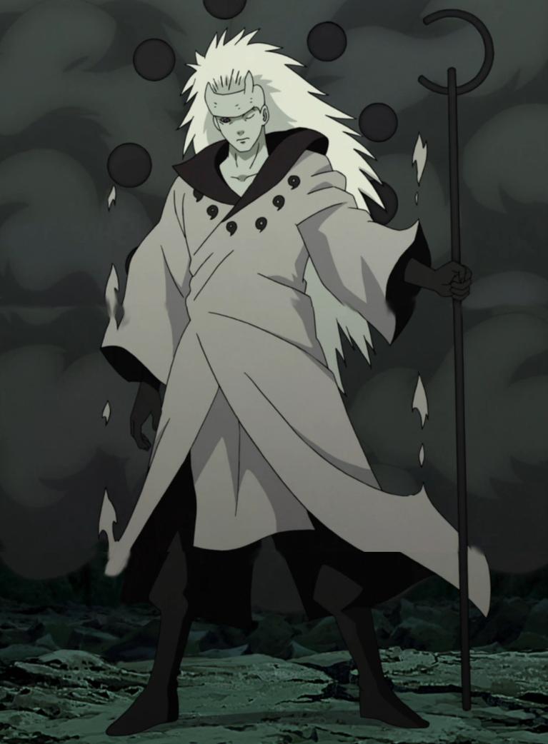 Madara Jinchuriki anime by Darth-Drago